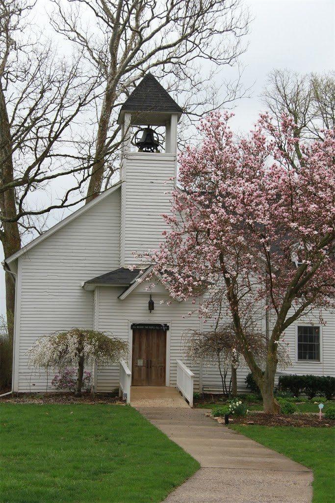 Liberty Presbyterian Church est. 1810
