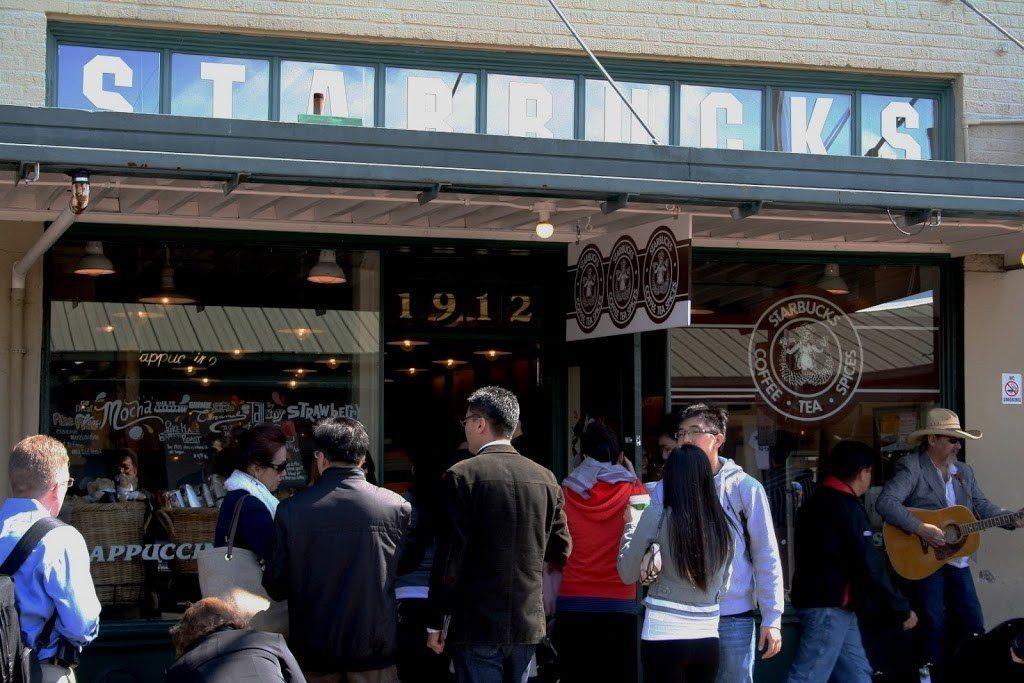 Seattle-Starbucks