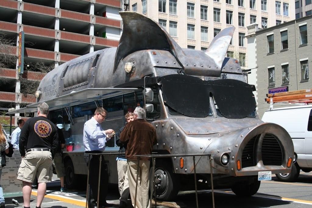 Pig Food Truck