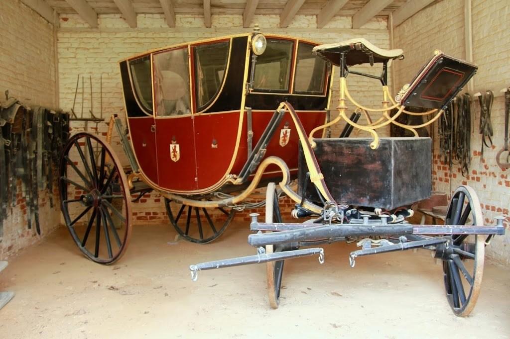 Coach/Carriage at Mount Vernon