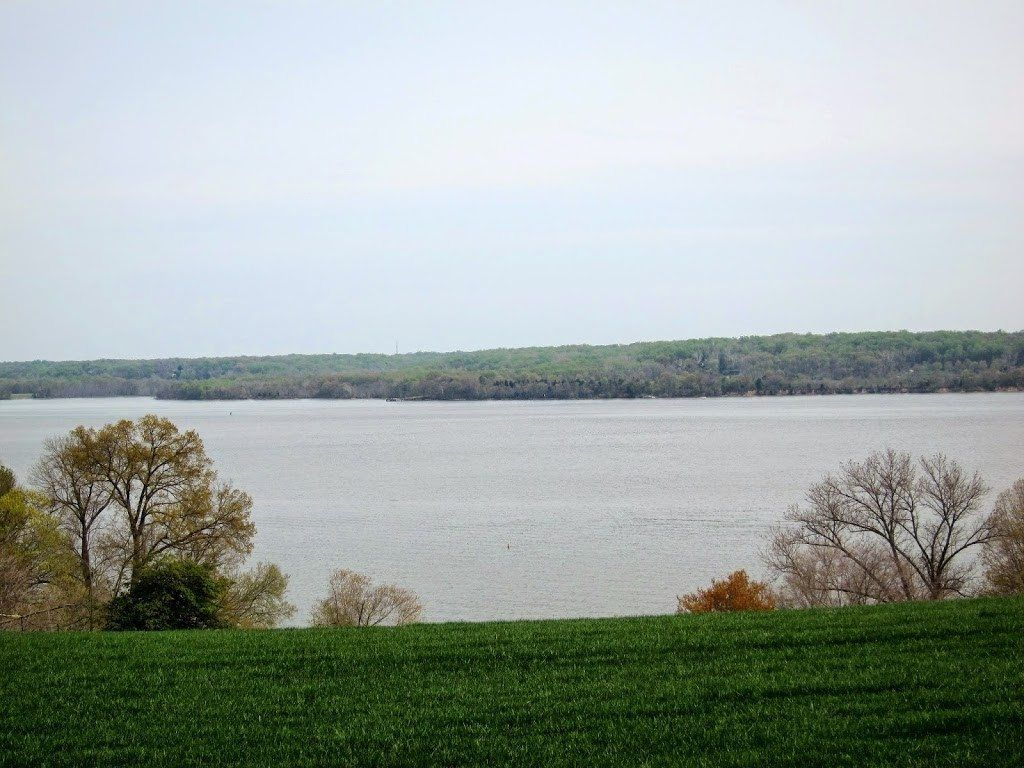 View from the back porch (Potomac River)
