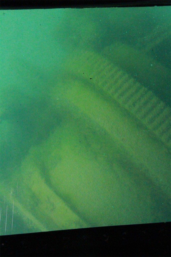 Underwater gears in Thunder Bay