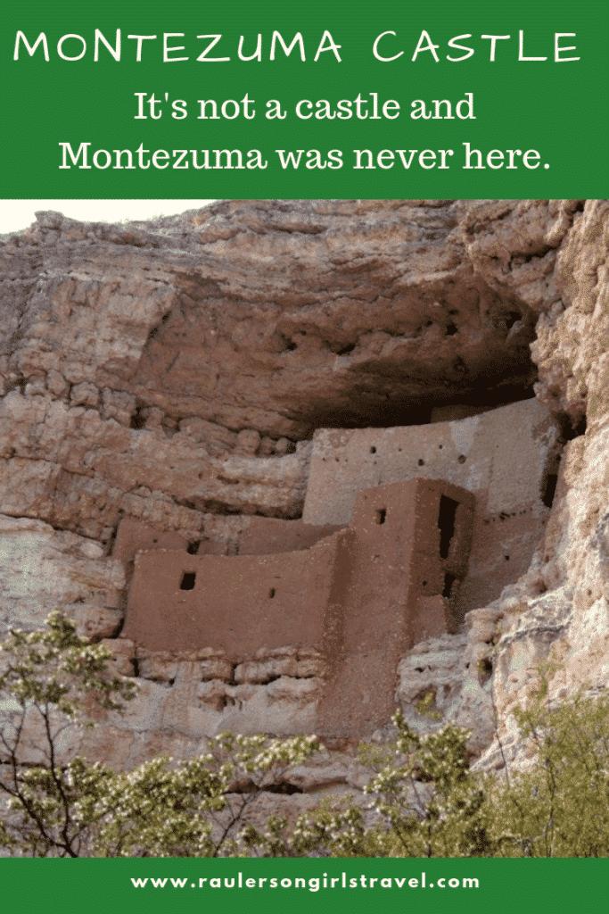 Montezuma Castle Pinterest Pin