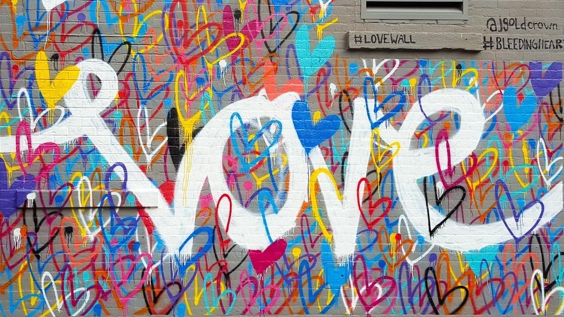 Love Street Art in NYC