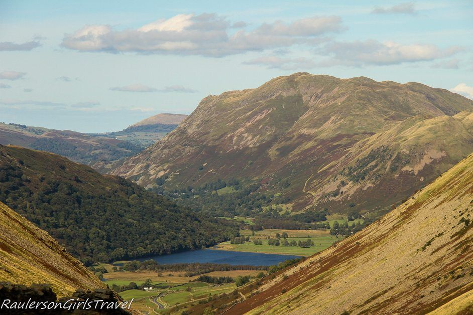 Lake and Hills in the Lake District