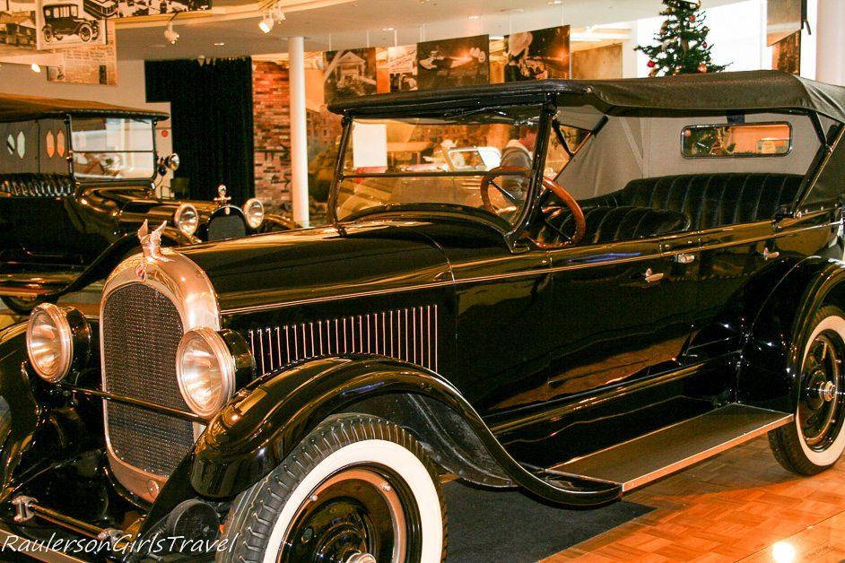 1924 Chrysler B70 Phaeton