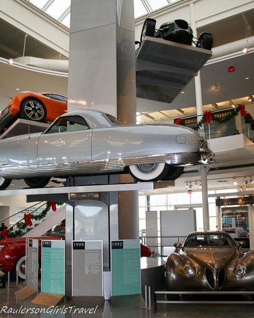 Chrysler Museum Lobby