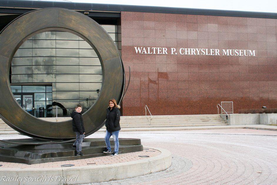 Chrysler Museum Entrance