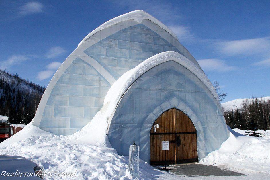 Aurora Ice Museum - Chena Hot Springs Resort