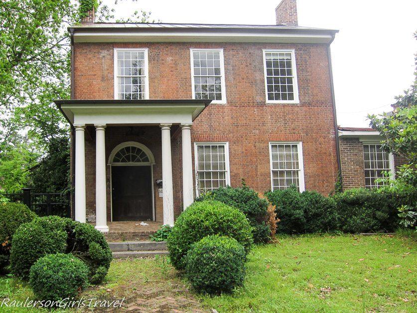 Grove-Basset House Huntsville, Alabama