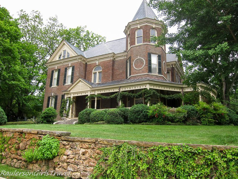 Ingleside House 1888 in Huntsville, Alabama