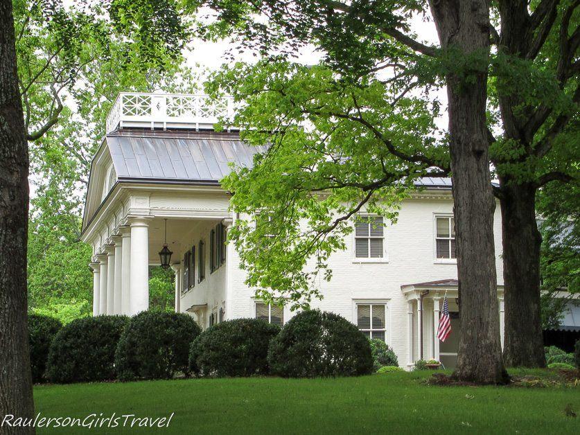 LeRoy Pope Mansion Huntsville, Alabama