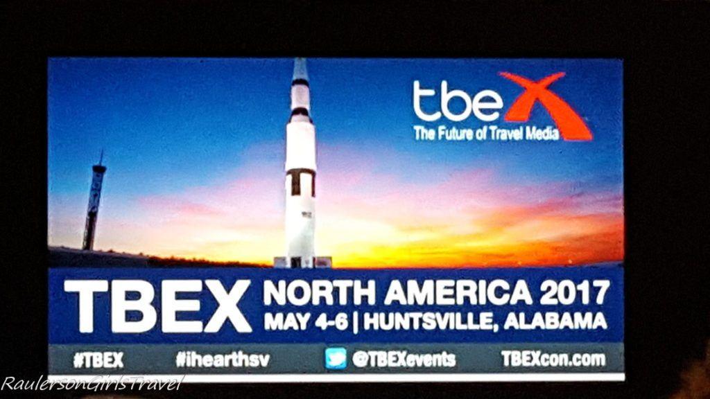 TBEX Huntsville banner