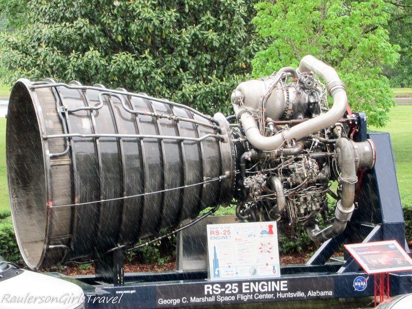 RS-25 engine