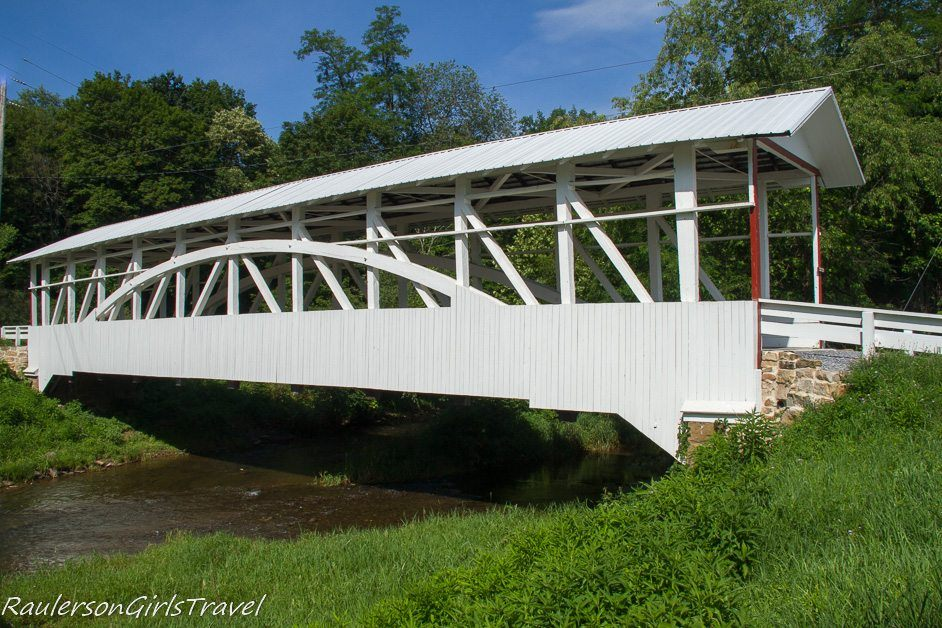 Browser Covered Bridge in Bedford County