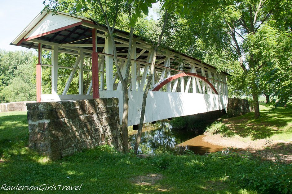 Kniseley Covered Bridge of Bedford County