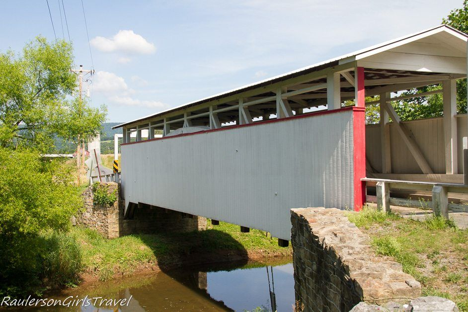 Ryot Covered Bridge of Bedford County