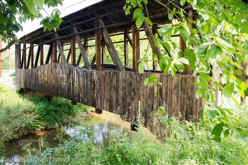 Cuppett Covered Bridge of Bedford County