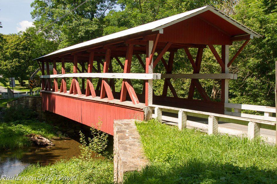 Colvin Covered Bridge of Bedford County