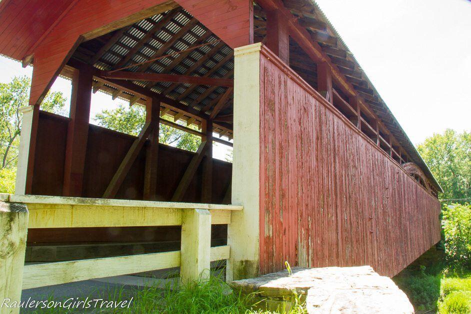Herline Covered Bridge of Bedford County