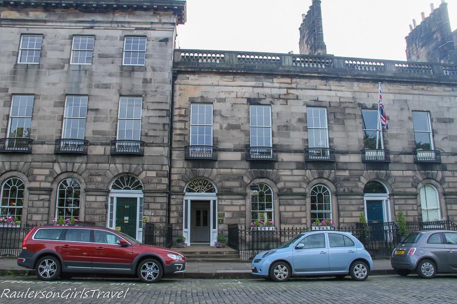 Adria House in Edinburgh (B&B)
