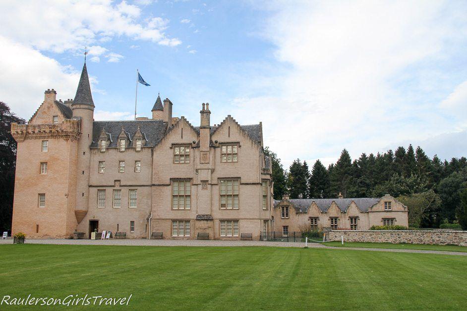 Brodie Castle in Scotland