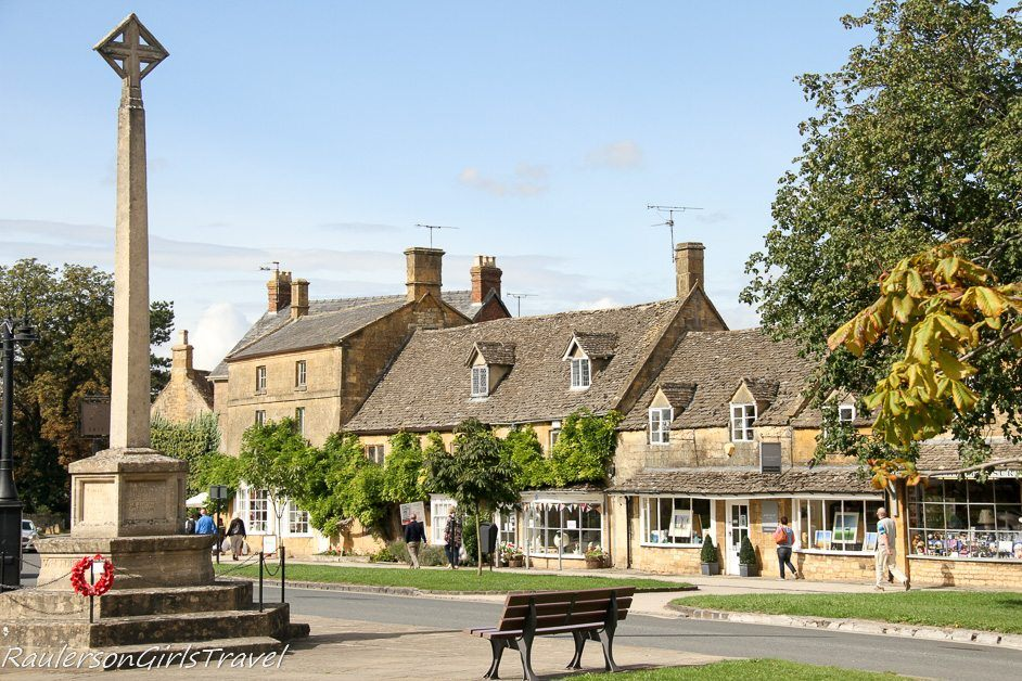 Broadway, Cotswold Village in England
