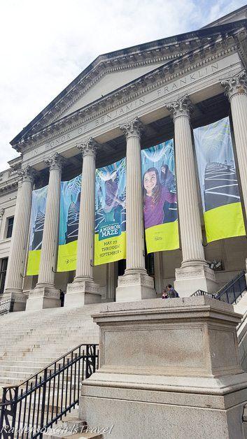 Franklin Institute in Philadelphia