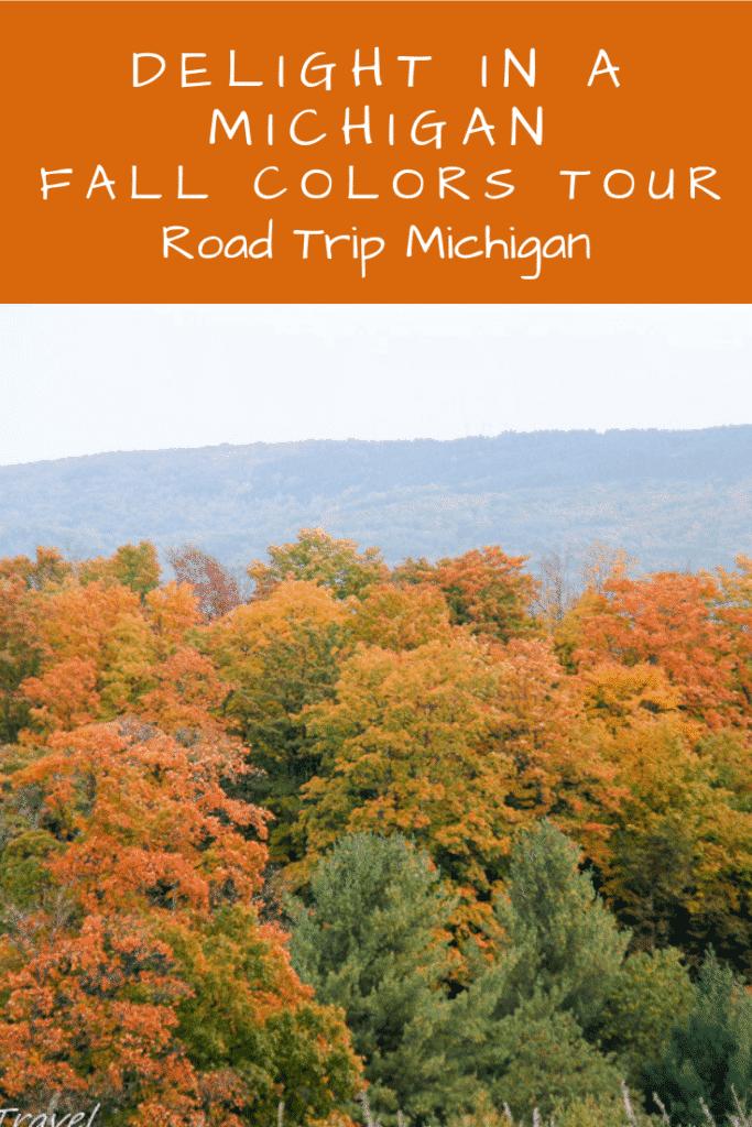 Michigan Fall Colors Pinterest Pin