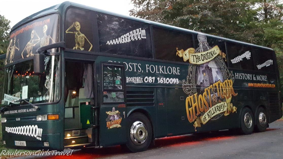 The Original Ghost Tour of Killarney