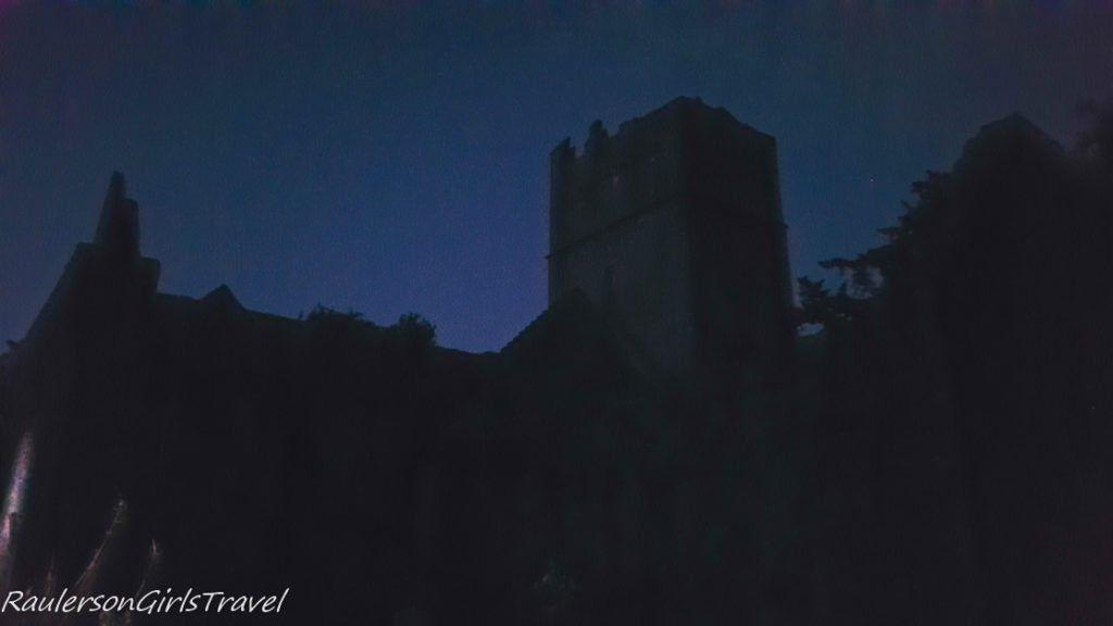 Muckross Abbey in Killarney Ireland