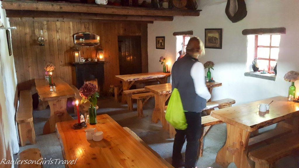 Barn Restaurant at Molly Gallivan's Cottage