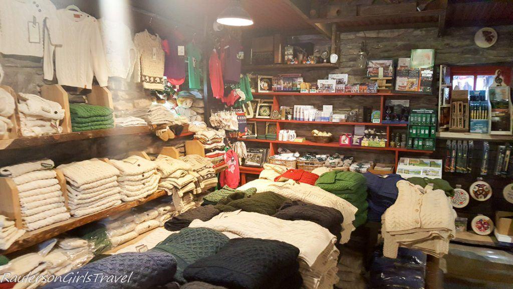 Molly Gallivan's Gift Shop