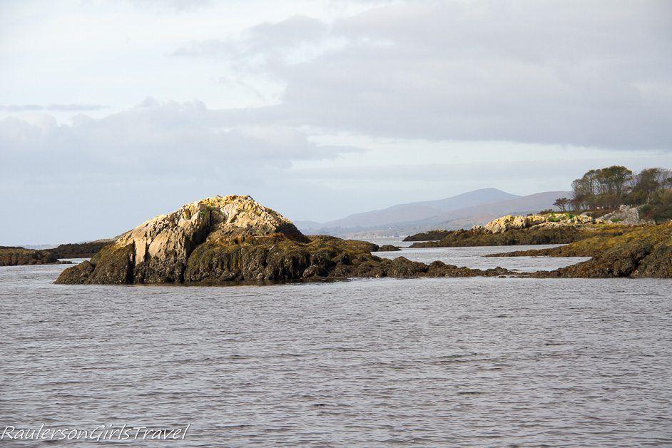 Rock Islands in Kenmare Bay