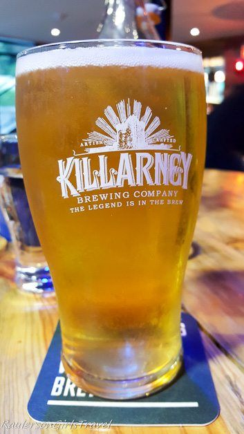 Hard Cider at Killarney Brewing Company