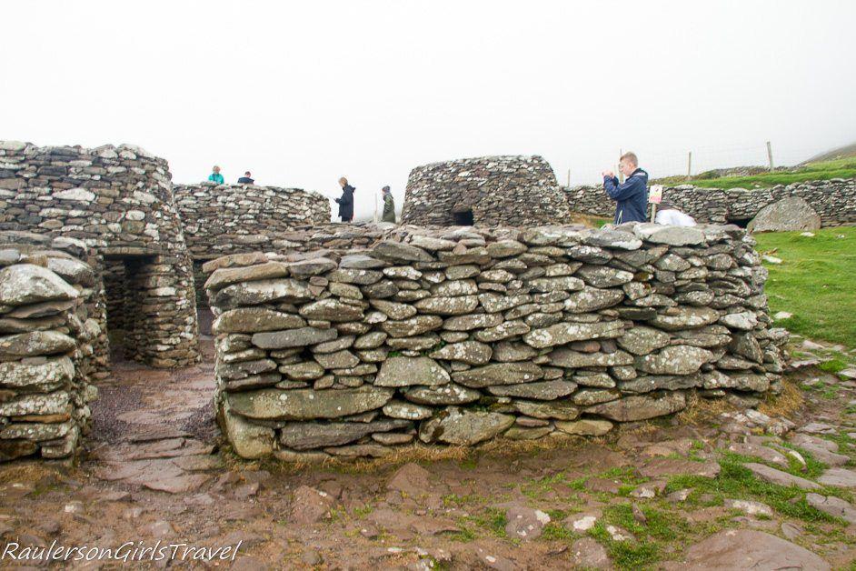 Prehistoric Beehive Huts in Fahan Ireland - Top 20 Irish Experiences: Wild Atlantic Way