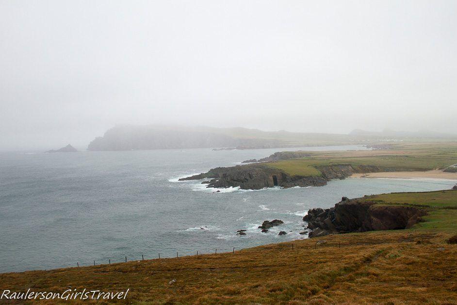 Ceann Sibeal near Clogher Head, Ireland