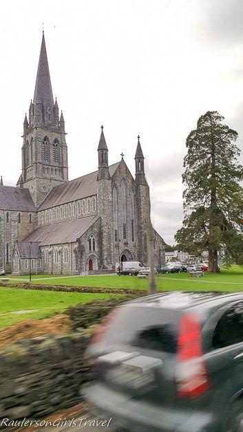 Saint Mary's Cathedral in Killarney Ireland