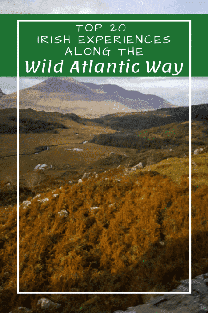 Wild Atlantic Way Pinterest Pin