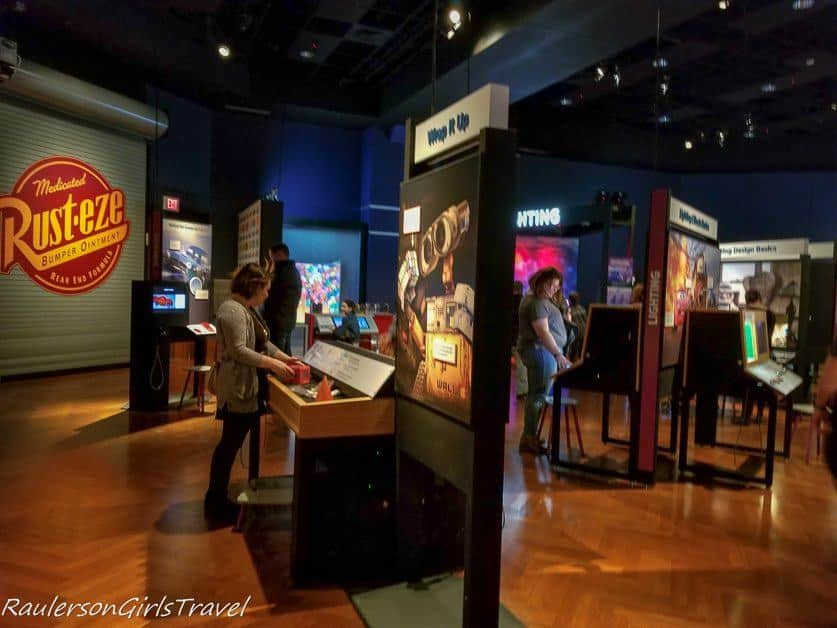 Inside the Henry Ford Museum - The Science behind Pixar