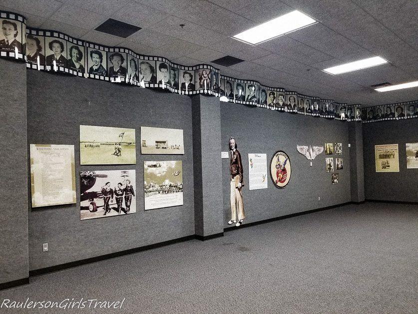 Women Airforce Service Pilots in World War II - Wings, Women, and Warriors