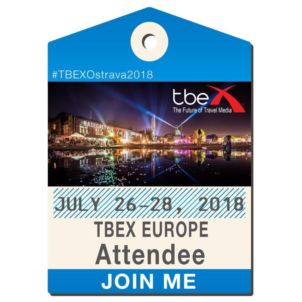 TBEX Europe 2018 Ostrava - 2018 Travel Plans - World Traveler Here I Come!
