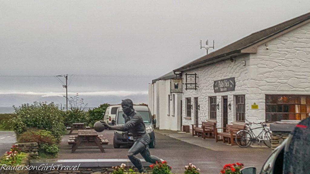 Páidí Ó Sé's Pub on Slea Head Drive