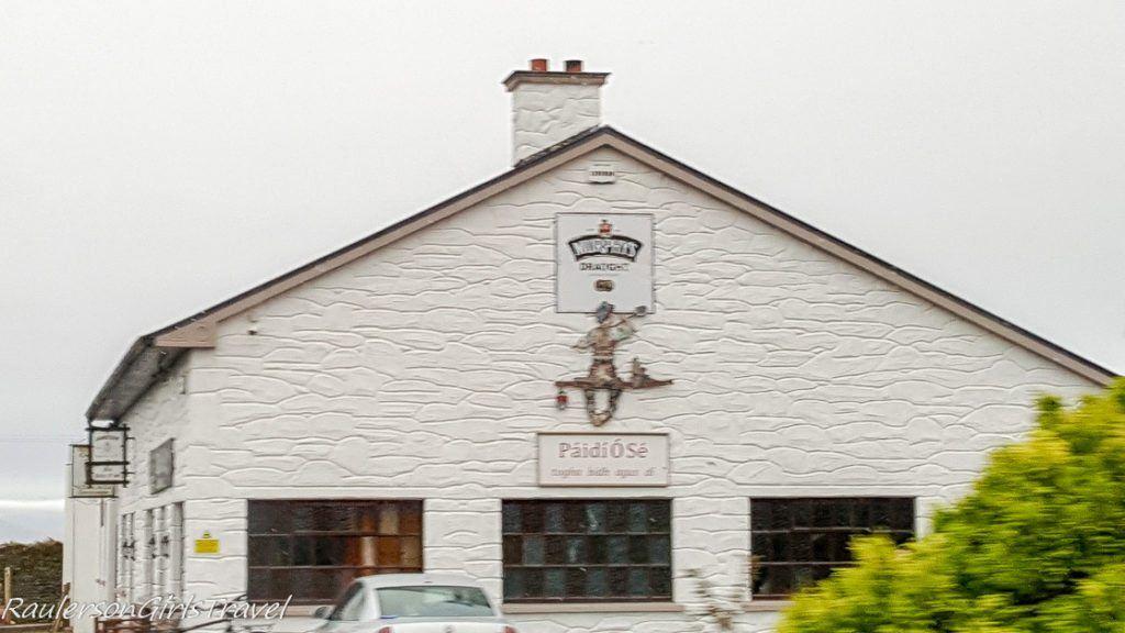 Páidí Ó Sé's Pub on Slea Head Drive in Dingle