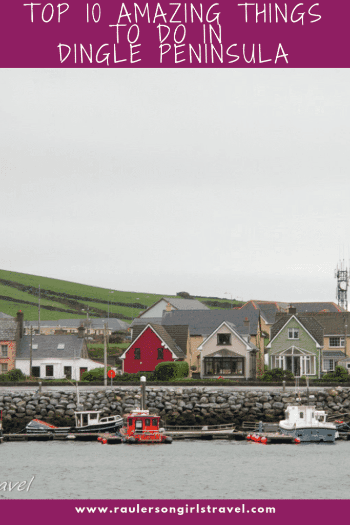 Things to Do in Dingle Peninsula Pinterest Pin