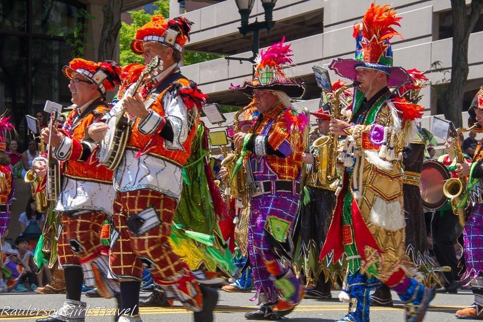 Philadelphia Mummers String Band