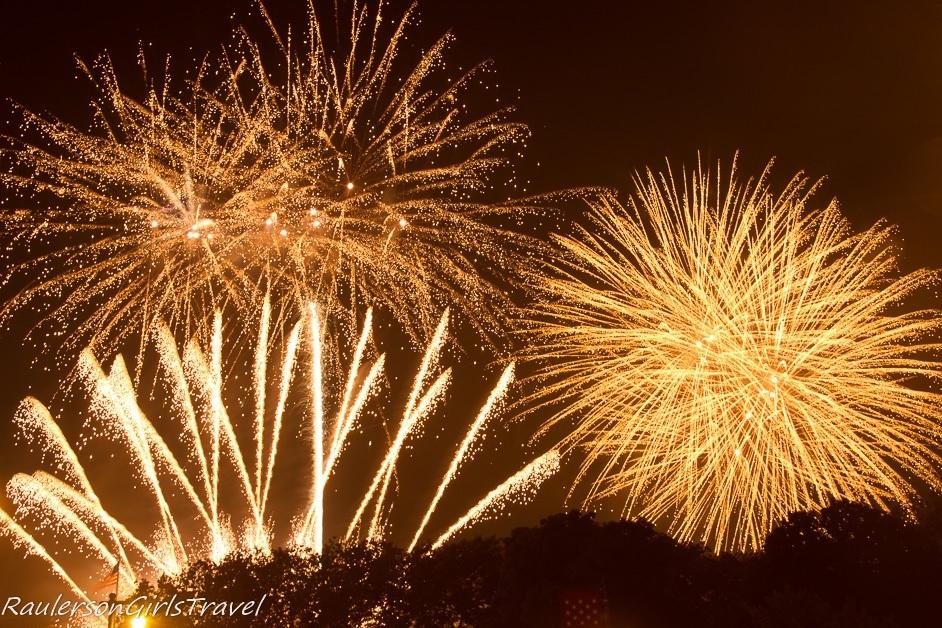 WaWa Welcome America 4th of July Fireworks