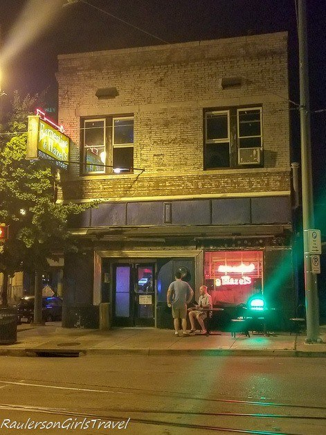 Haunted Ernestine and Hazel's on Memphis Walking Ghost Tour