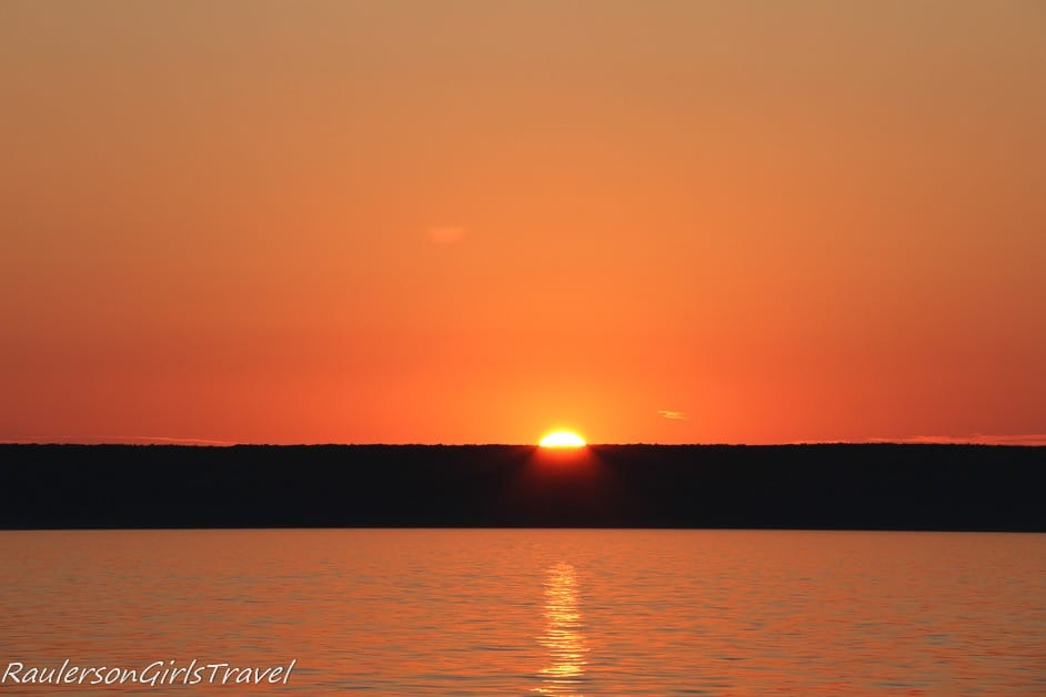Pictured Rocks Cruises Sunsets