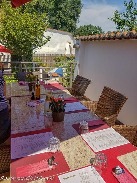 ristorante de pepa garden